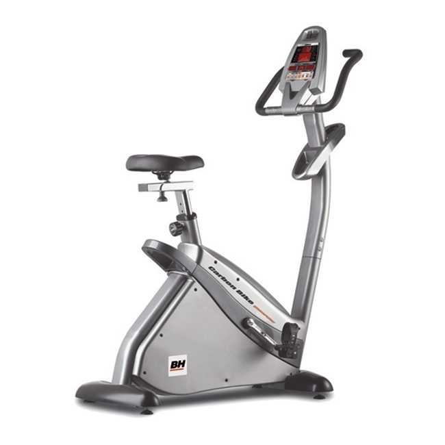 BH Fitness Carbon Upright Bike