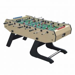 KNIGHTSHOT Home Use Foldable Foosball Table